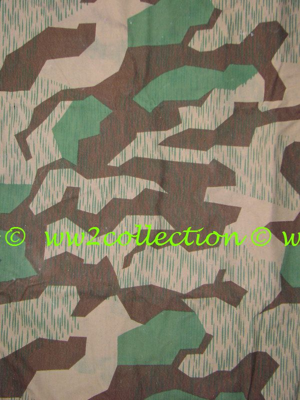 WW2 German Splinter camouflage
