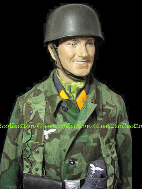Field Division Luftwaffe Splinter camo Field Jacket