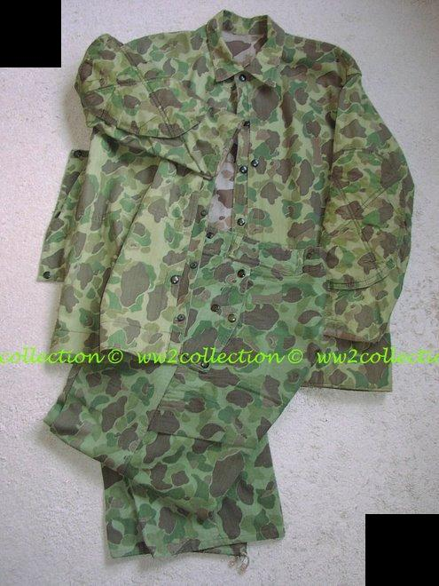 WW2 USMC paratrooper jump jacket