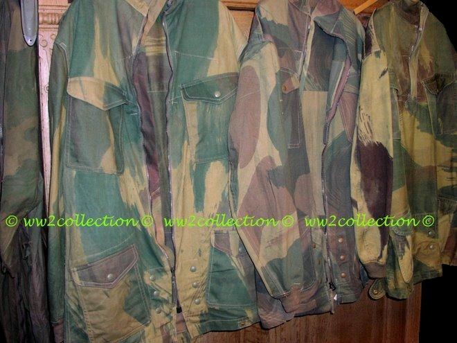 British Paratrooper Denison Smocks, all WW2