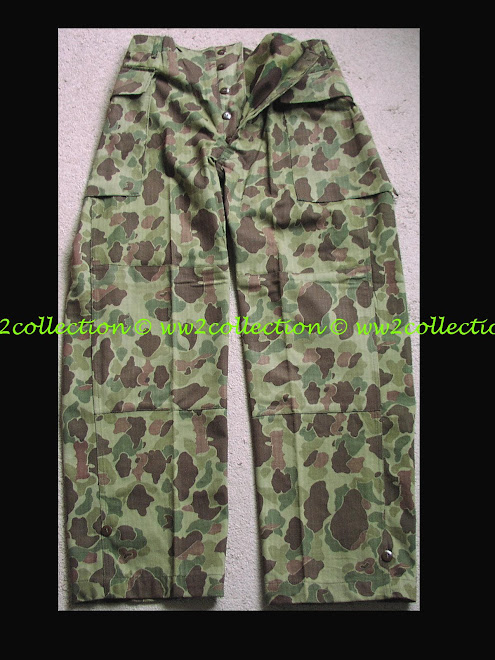US-Army camo Trousers WW2