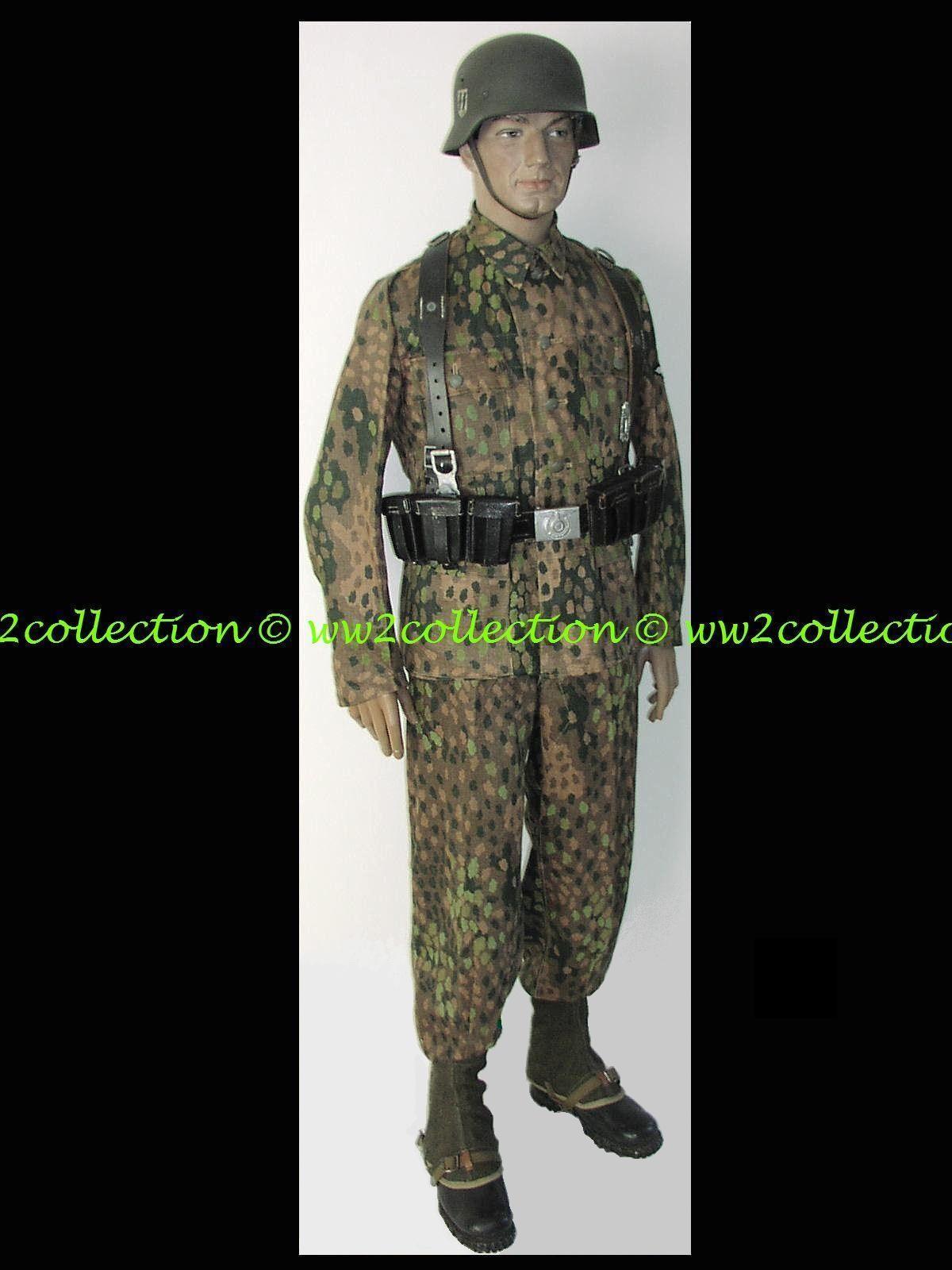 Waffen-SS combat Uniform