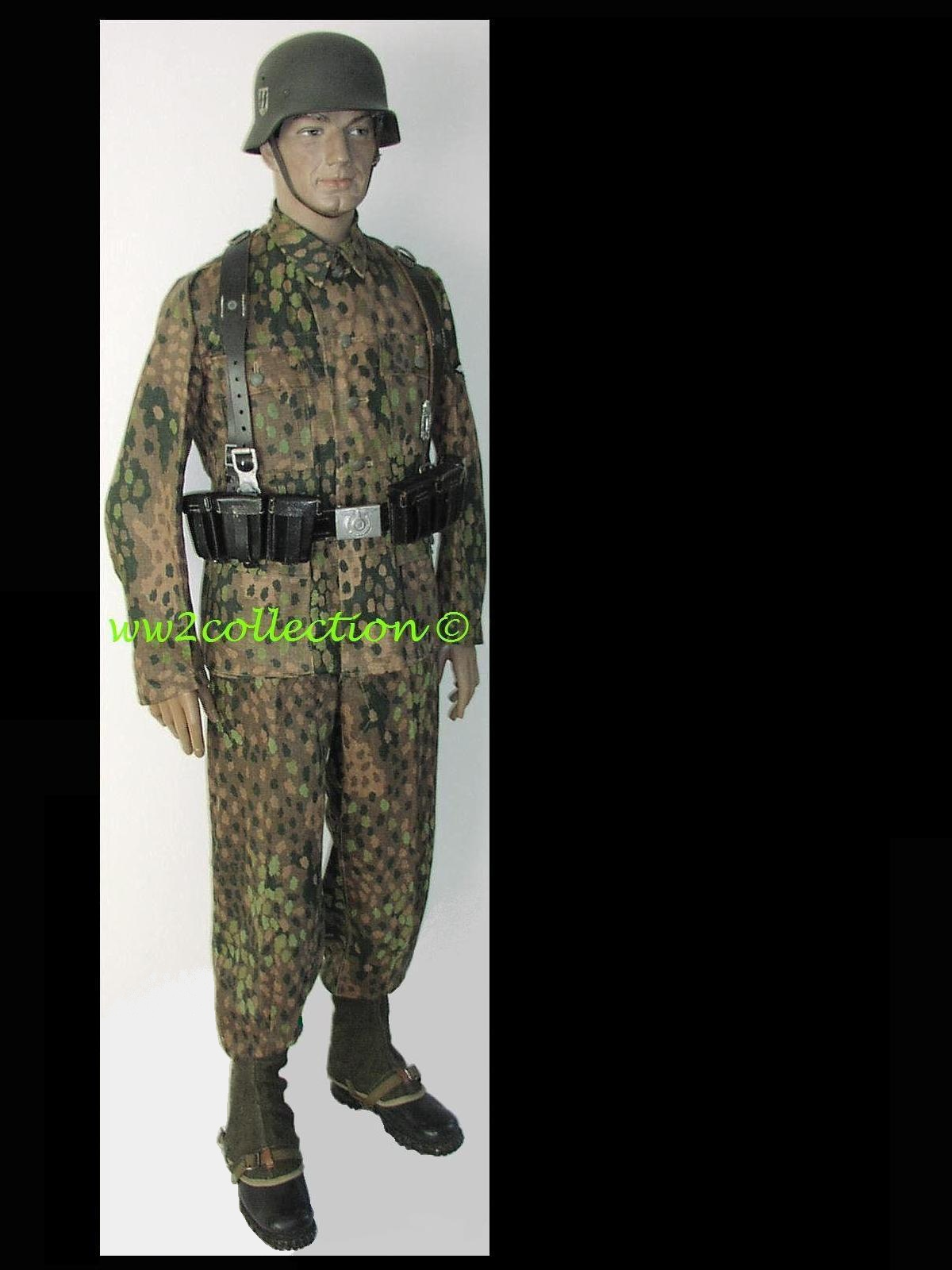 Waffen-SS uniform, Normandy 1944, Battle of the Bulge