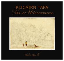 Pitcairn Tapa: 'Ahu no Hitiaurevareva