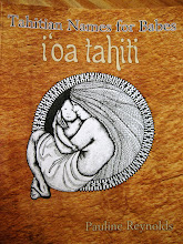 Tahitian Names Book