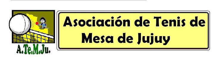 Asociación de Tenis de Mesa de Jujuy