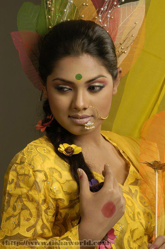 Bangladeshi Actress Tisha Photoshoot images