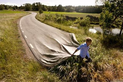 Go your own road