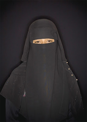 Yemeni Girls Gone Wild - cloak and hijab - Fatima - 19 y.o. happy young student