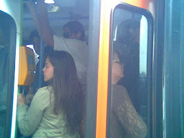 Buses repletos