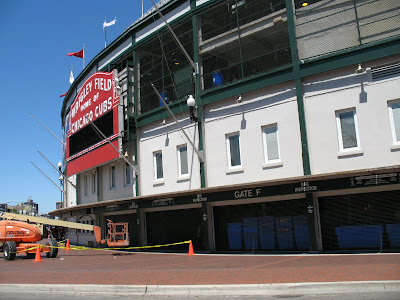 wrigley field player banners 2