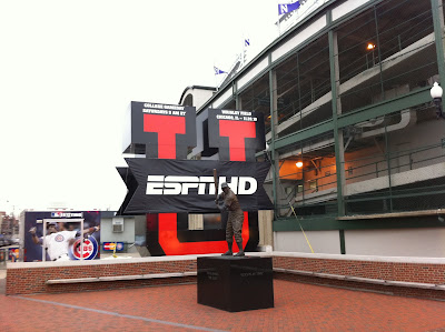 ESPN College Gameday Wrigley