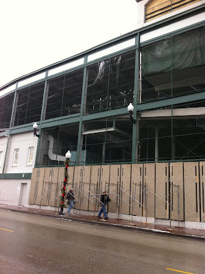 Wrigley Field Renovation 1