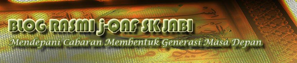 BLOG RASMI j-QAF SK JABI