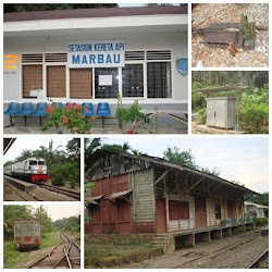 Stasiun KA Merbau