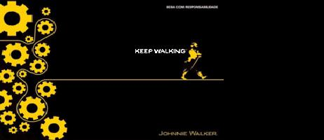 Keep Walking, Johnnie Walker