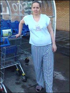 liverpool chav pyjamas