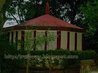 Samadhi of Sambhaji Maharaj at Sangameshwar near Tulapur in Pune