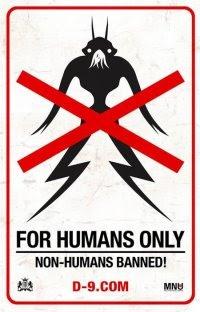 District 9 Teaser Poster