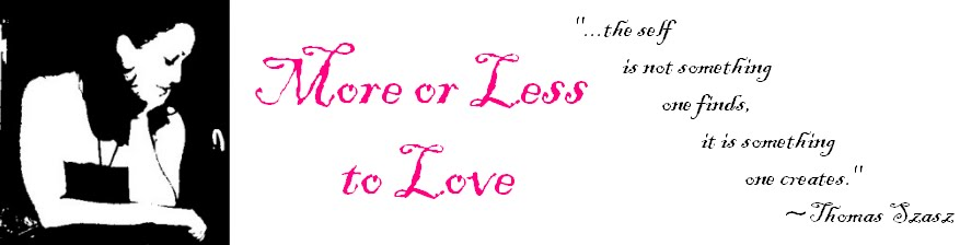 More or Less to Love