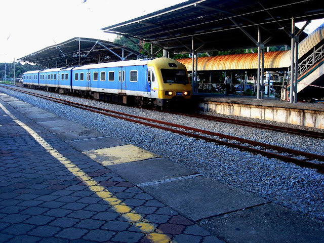 malaysia railway station