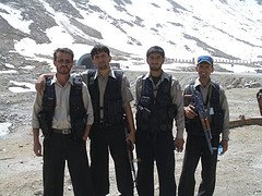 Well educated Guards of Panjshir