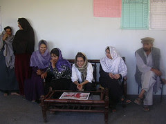 Famale Teachers in Panjshir