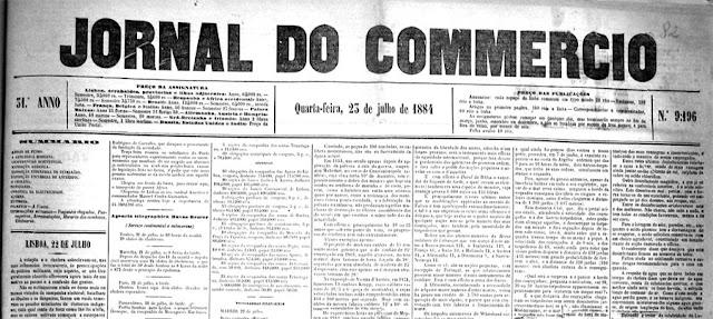 Notícias da Exposição Industrial de Guimarães de 1884 (1)