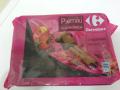 turta dulce marca proprie Carrefour: stelute in ciocolata umplute cu gem