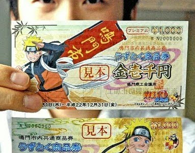 Gran celebracion por Naruto