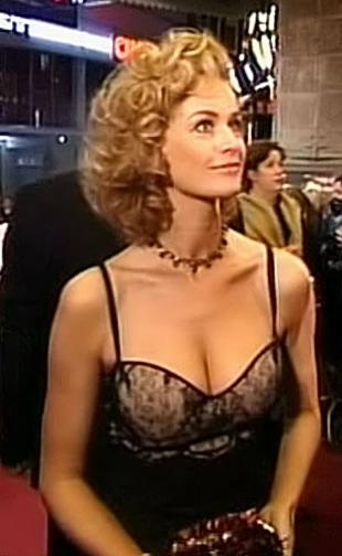 in maart 2008 is daphne aan haar tweede seizoen als presentatrice en