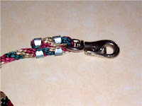 Nylon Lead Rope with Bull Snap