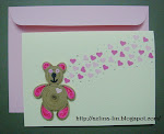 LIN HANDMADE GREETING CARDS - NOVEMBER 2010 BLOG GIVEAWAY