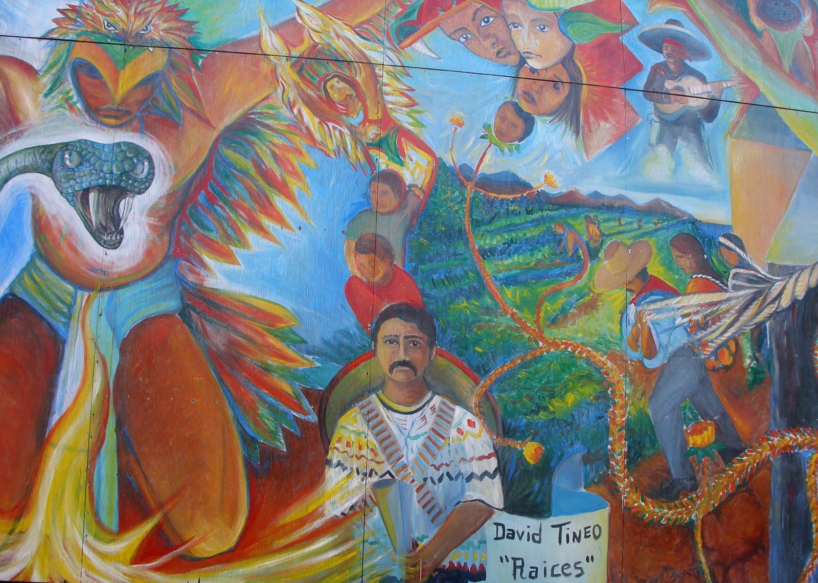 David Tineo Murals