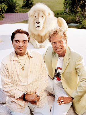 from Reginald siegfried and roy a gay couple