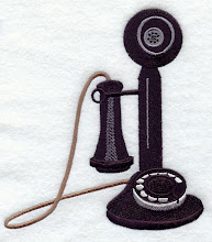 To telephone me