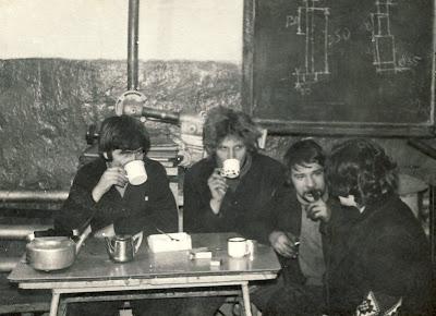 Чай пауркэн в токарке ДЭСа