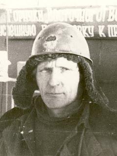 бригадир орденоносец Свинцов В.П.