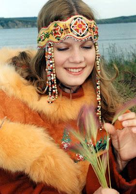 чукотские-девушки