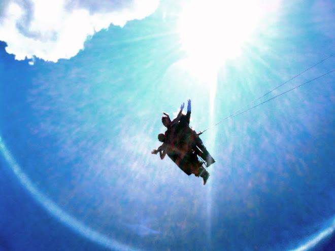 Skycoaster Hopi Hari