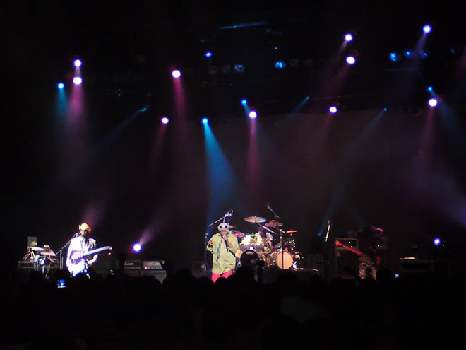 Show do Living Colour em 15/10/2009