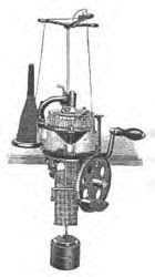 CIRCULAR SOCK KNITTING MACHINES - Antique Sewing Machine Vintage