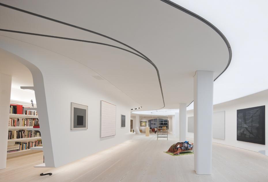 D Exhibition Layout : Arquitectura espacio sociologia revistas diseño interior