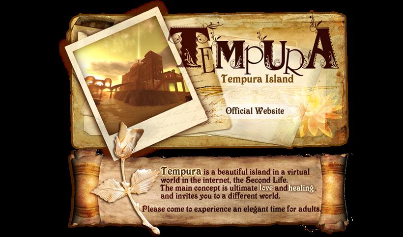 JAPAN TEMPURA ISLAND