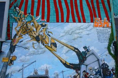 graffiti,3d mural,graffiti art