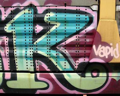 graffiti letters k