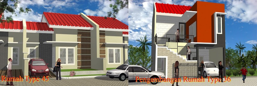 desain rumah impian