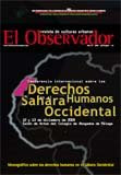 El Observador.Monografico Sahara Occidental
