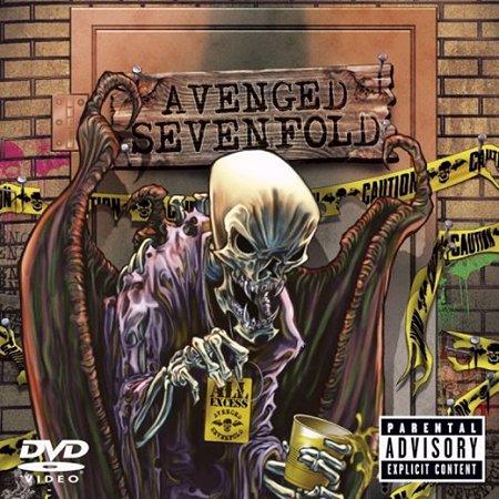 avenged sevenfold logo. tattoo Avenged Sevenfold 9