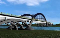 Puente sobre el rio Soco